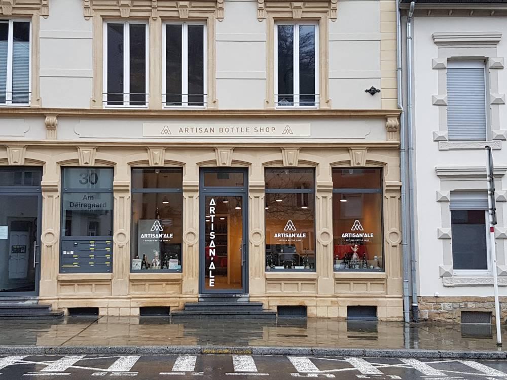 Artisan Bottle Shop