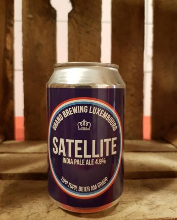 Grand Brewing Luxembourg - Satellite