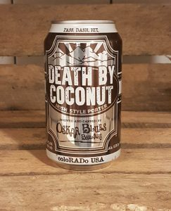Death by Coconut - Oskar Blues