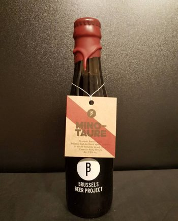 Brussels Beer Project - Minotaure