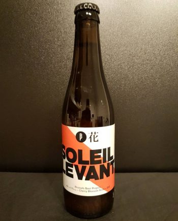 Brussels Beer Project - Soleil Levant