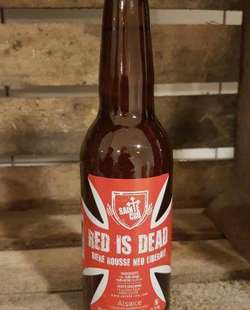 Sainte Cru - Red is dead