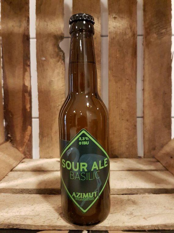 Azimut - Sour Ale Basilic