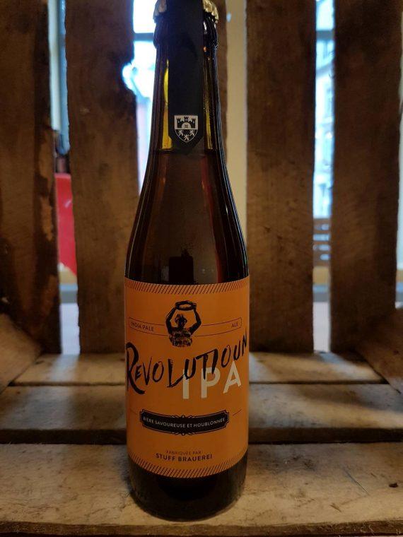 Stuff Brauerei – Revolutioun IPA