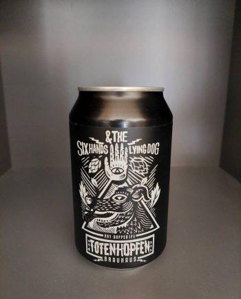 Totenhopfen - Six Hands And The Lying Dog