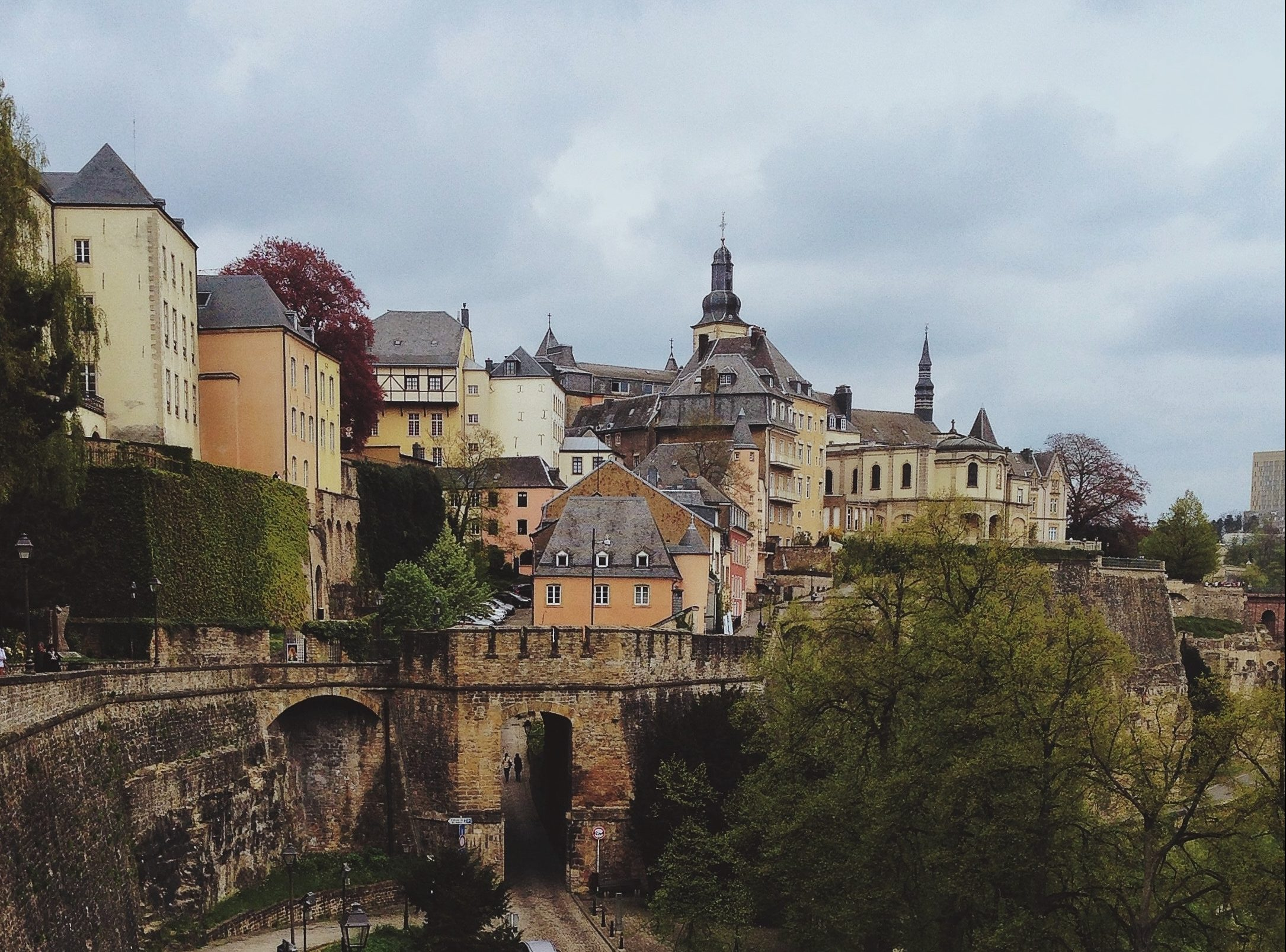 Luxembourg City - Rowan Heuvel