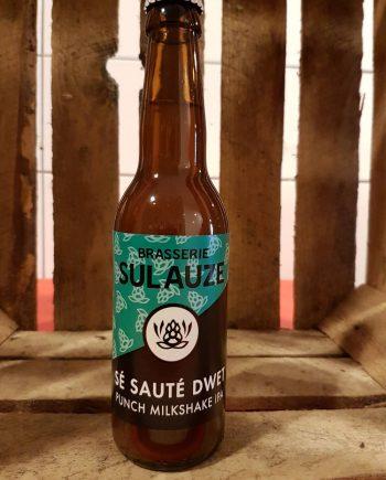 Sulauze- Sé Sauté Dwet