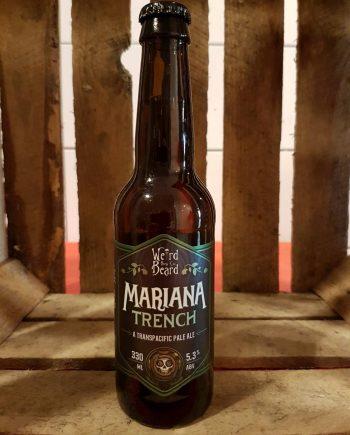 Weird Beard Brew Co- Mariana Trench