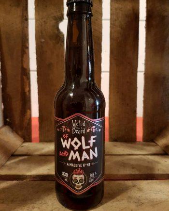 Weird Beard Brew Co- Of Wolf and Man