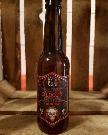 Weird Beard Brew Co- Roots Bloody Roots