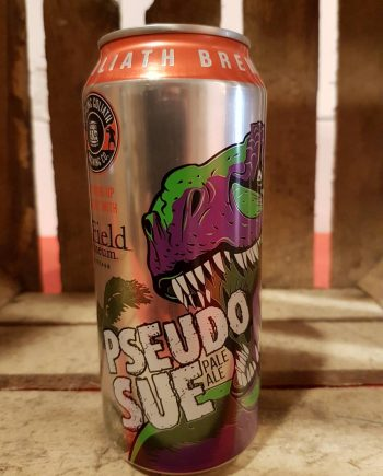 Toppling Goliath - Pseudo Sue