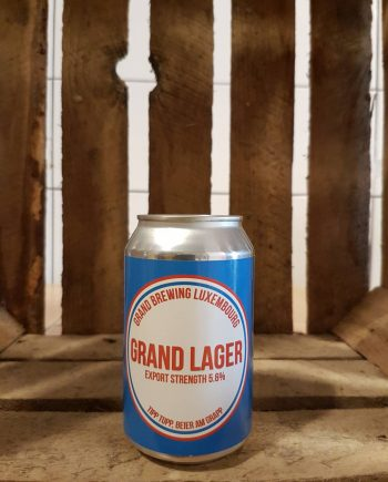Grand Brewing Luxembourg - Grand Lager