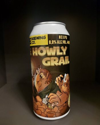 Uiltje - Howly Grail
