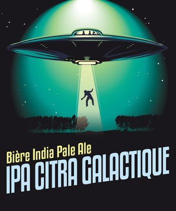 Logo IPA citra galactique