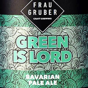 Green is Lord - Growler