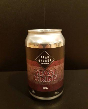 FrauGruber - Yeast is King