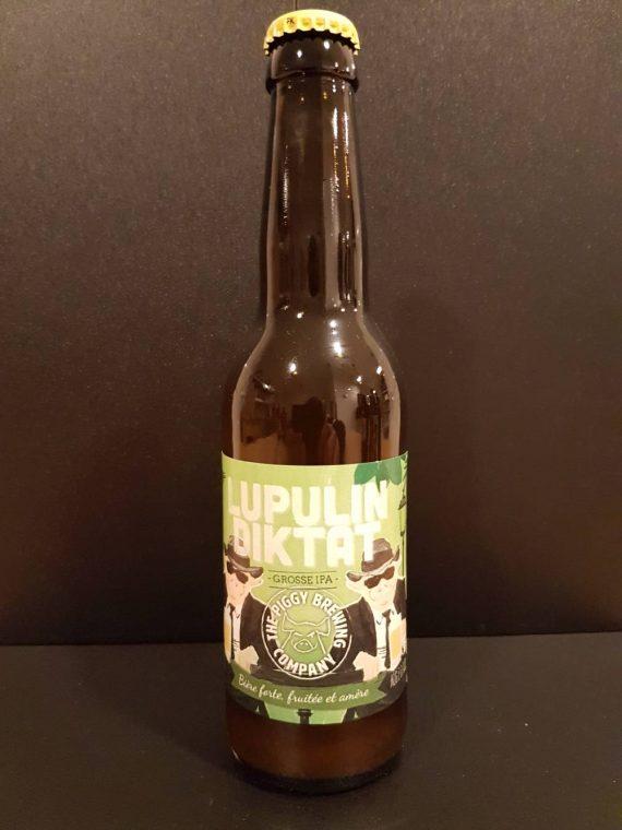 Piggy Brewing – Lupulin Diktat
