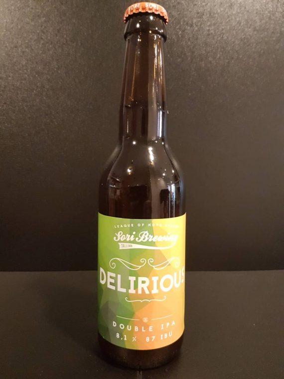 Sori Brewing - Delirious