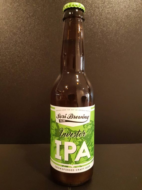Sori Brewing - Investor IPA