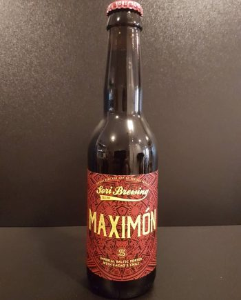 Sori Brewing - Maximon