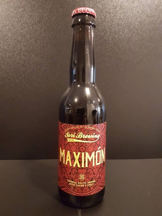 Sori Brewing - Maximon