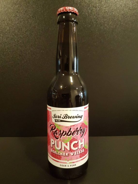Sori Brewing – Raspberry Punch
