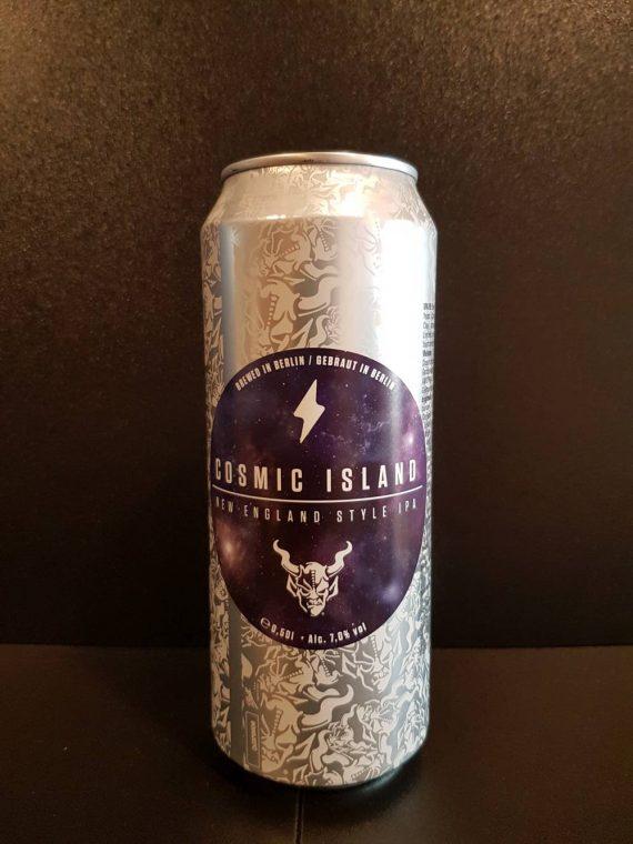 Stone Berlin x Garage Beer Co. – Cosmic Island