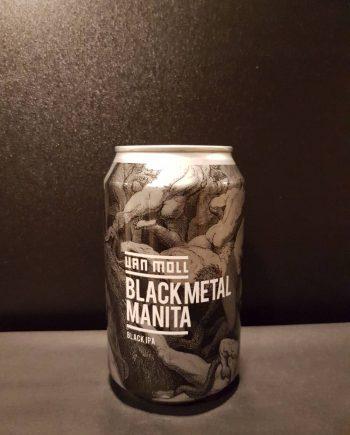 Van Moll - Black Metal Manita