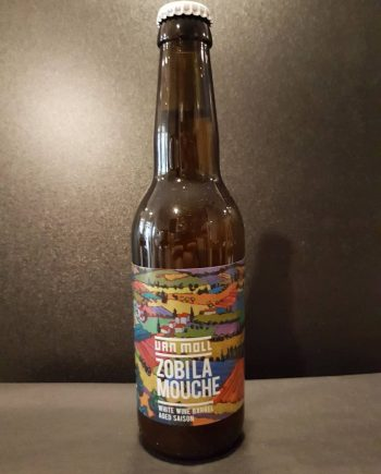 Van Moll - Zobi La Mouche White Wine BA
