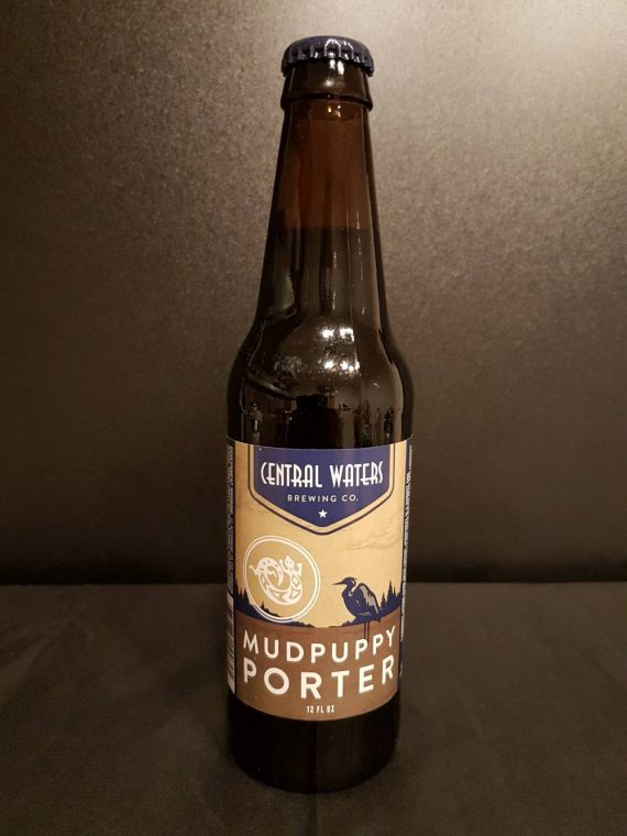 Central Waters - Mudpuppy Porter