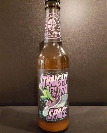Sudden Death - Straight Outta Space