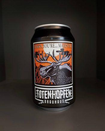 Totenhopfen - Damn you're Majestic