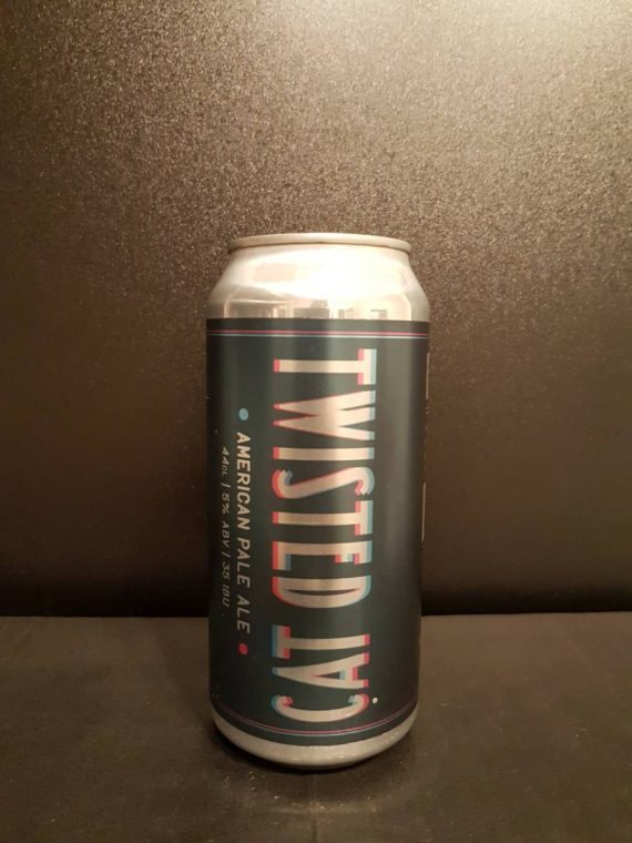 Twisted Cat - American Pale Ale