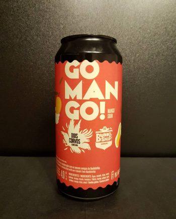 Dois Corvos - Go Man Go