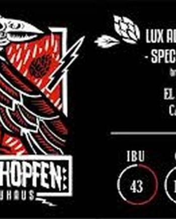 Lux Ale Original - Growler