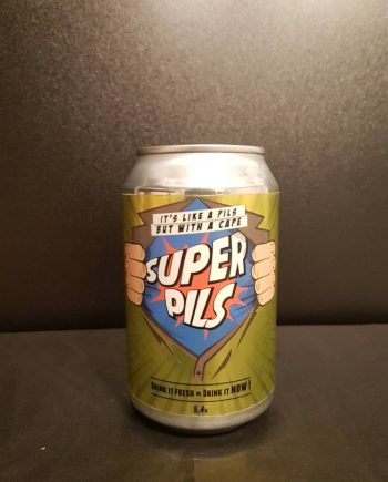 Arel Brewing Project - Super Pils