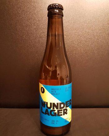 Brussels Beer Project - Wunder Lager