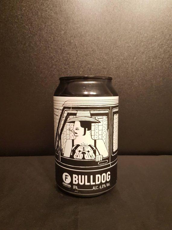 Frontaal - Bulldog
