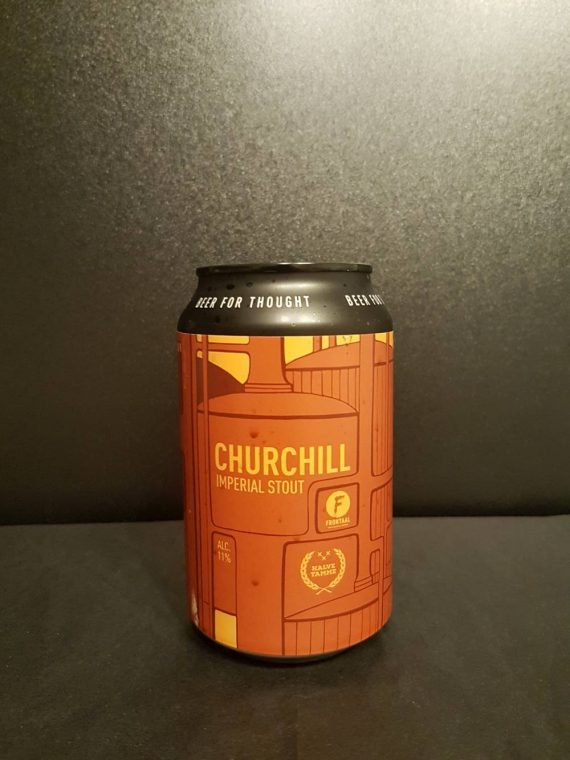Frontaal - Churchill