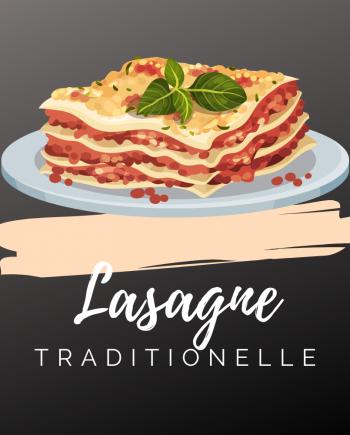 Lasagne Traditionelle
