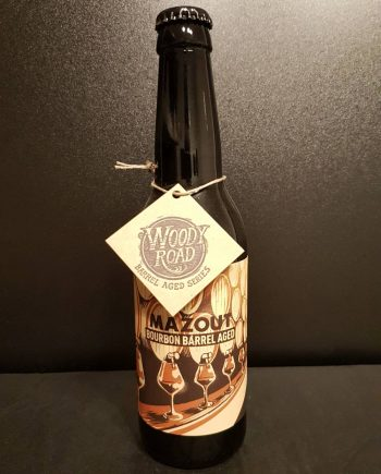 Hoppy Road - Mazout Bourbon BA