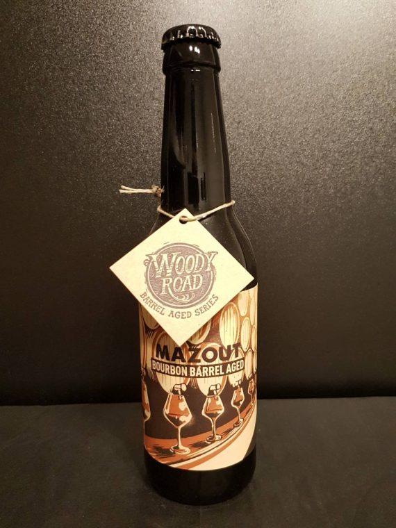 Hoppy Road - Mazout Bourbon BA