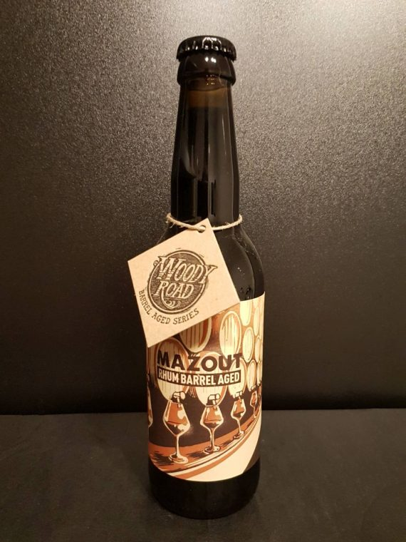 Hoppy Road - Mazout Rhum BA