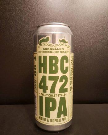 Mikkeller - Ehperimental Hop Project HBC 472