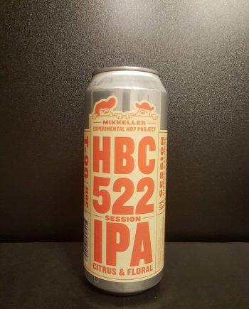 Mikkeller Experimental Hop Project HBC 522