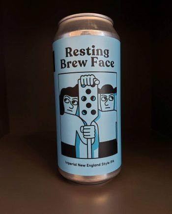 Mikkeller - Resting Brew Face