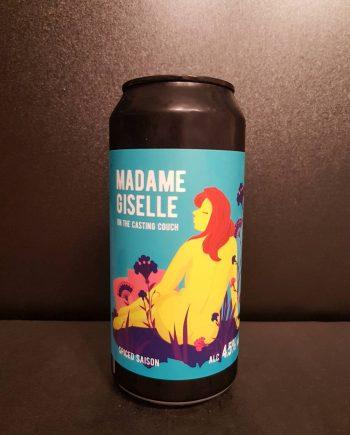 Reketye - Madame Giselle