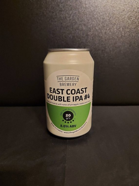The Garden Brewery - East Coast IPA