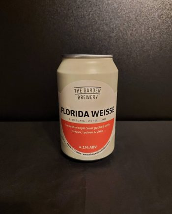 The Garden Brewery - Florida Guava