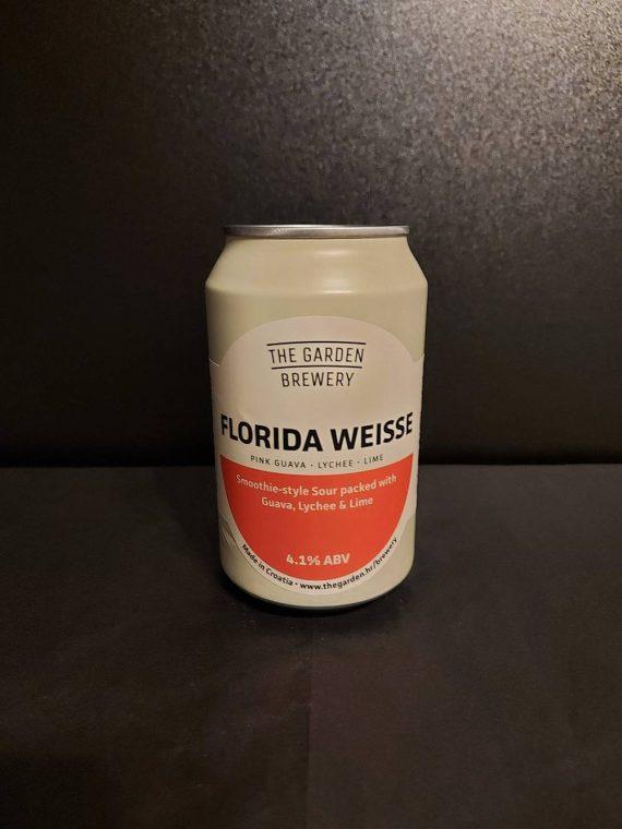 The Garden Brewery - Florida Guava